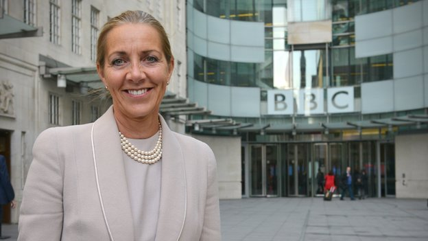 Endangered species: the head of the BBC Trust, Rona Fairhead, Stefan Rousseau/PA Wire