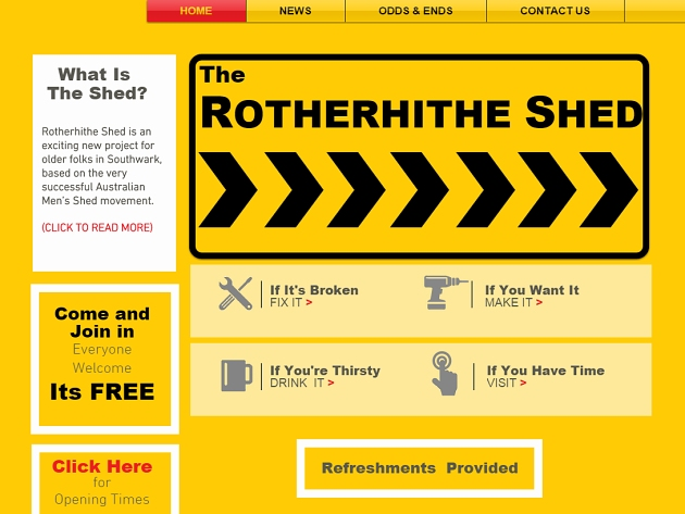 rotherhithe-site