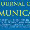 Ferments in the Field: Introductory Reflections on the Past, Present and Future of Communication Studies