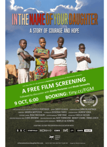 In The Name Of Your Daughter: Film Screening and Discussion with Director and Stars @ University of Westminster | England | United Kingdom