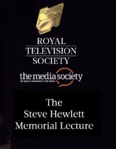 Charlotte Moore to deliver the Steve Hewlett Memorial Lecture @ University of Westminster | England | United Kingdom