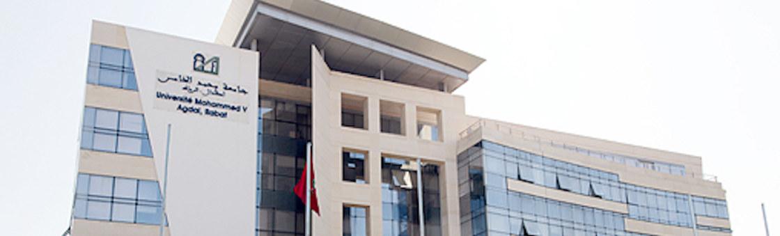 Universite-Med-V-de-Rabat