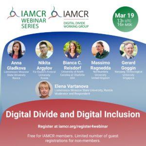 Digital Divide and Digital Inclusion @ Online