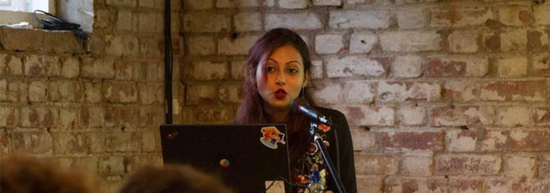 Manisha-Ganguly-speaking-on-the-mic