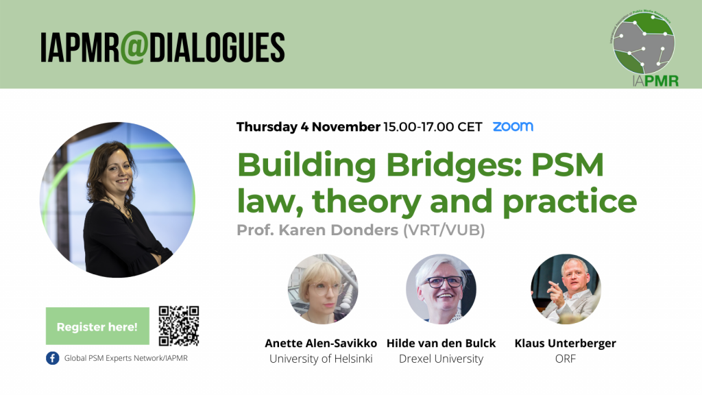 Building Bridges: PSM law, theory and practice @ Online